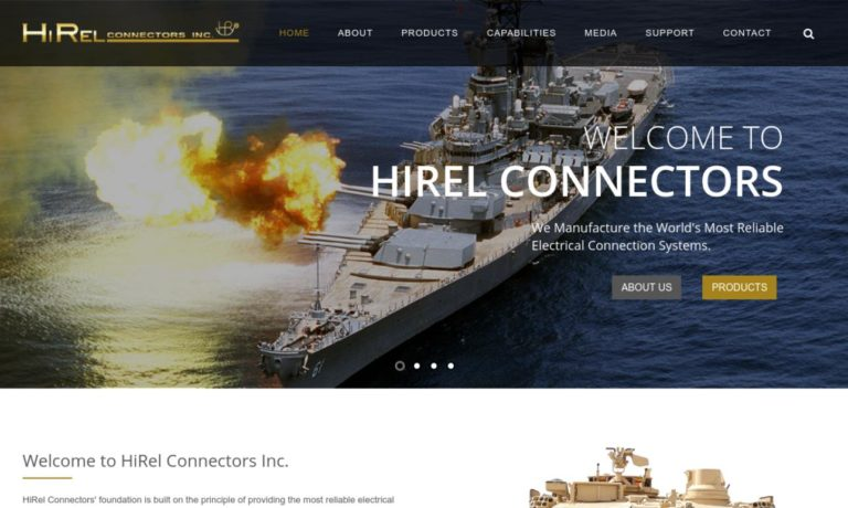 HiRel Connectors, Inc.