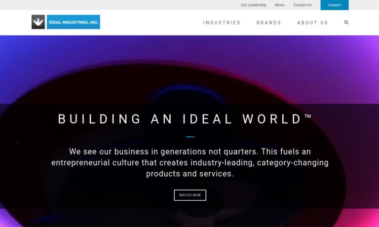 IDEAL INDUSTRIES, INC.