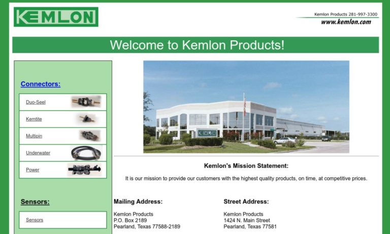 Kemlon Products and Development
