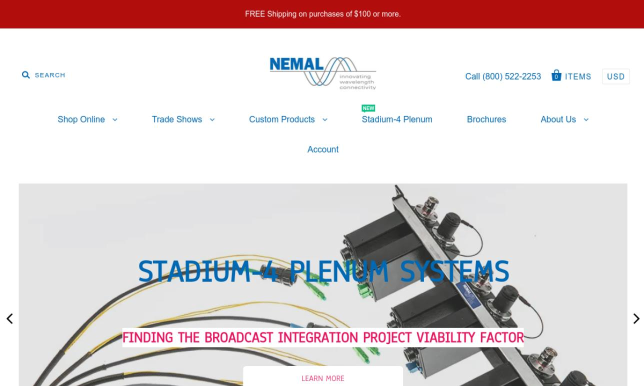 Nemal Electronics International Corporation