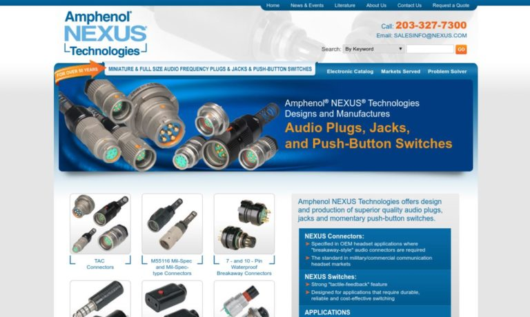 Amphenol Nexus Technologies Incorporated