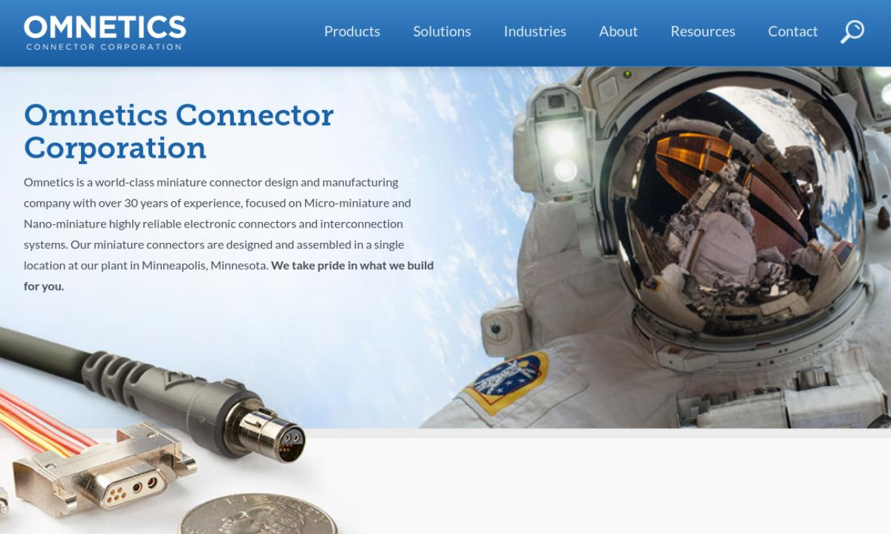 Omnetics Connector Corporation