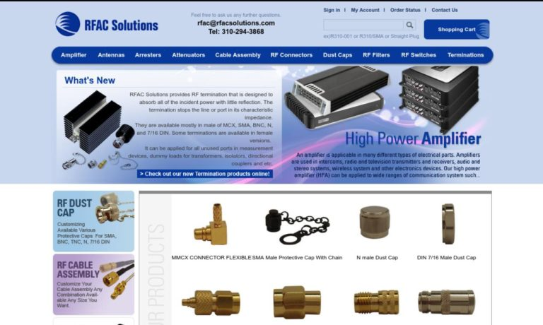 RFAC Solutions