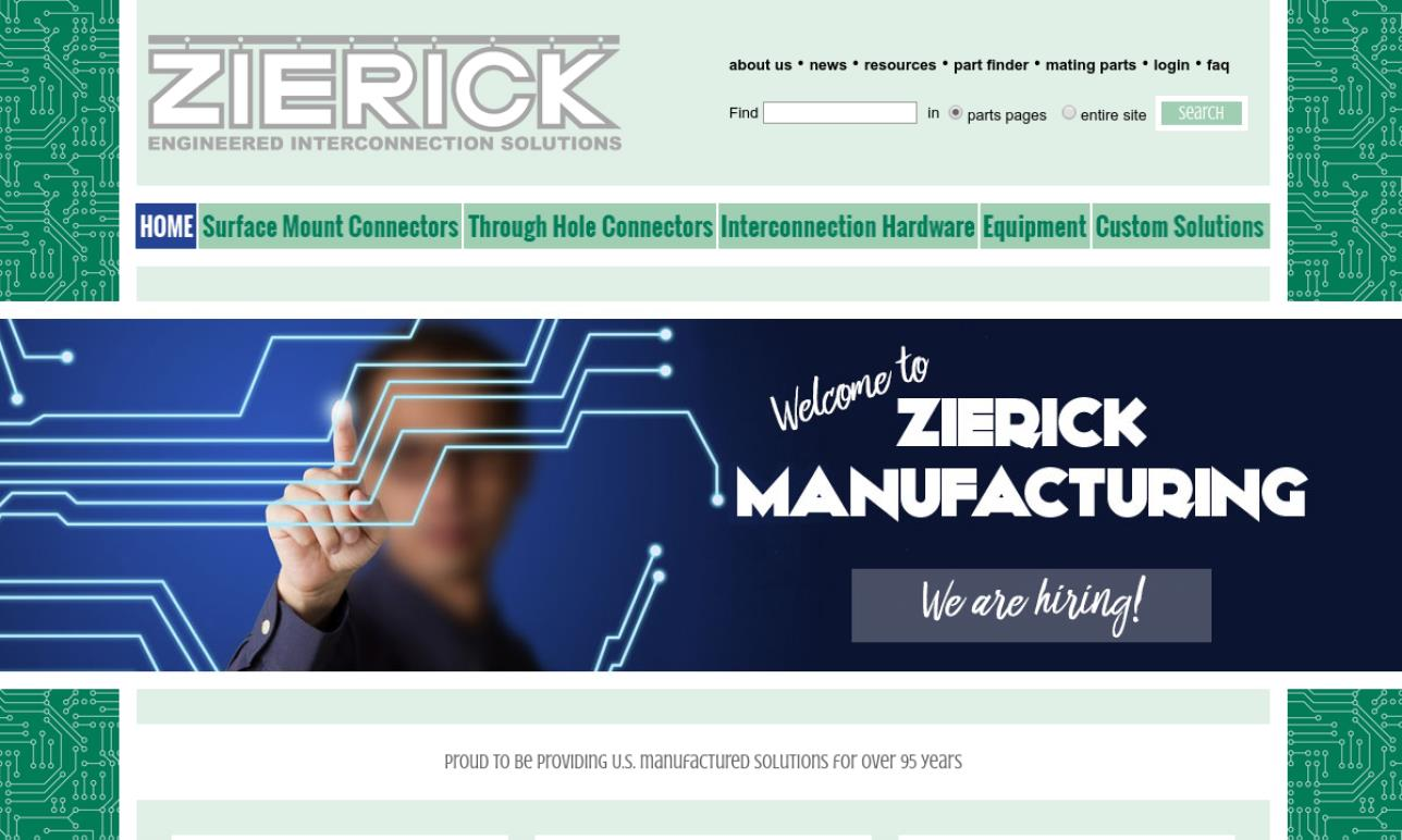 Zierick Manufacturing Corporation